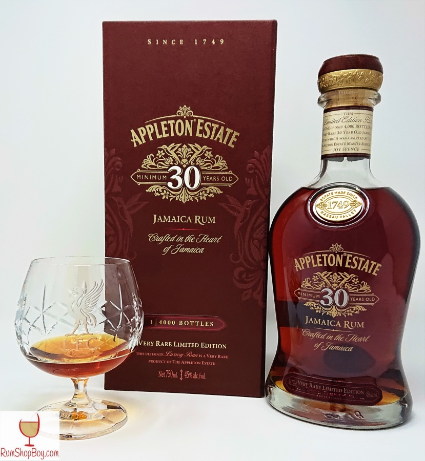 Appleton Estate: 30 Year Old (2nd Edition)