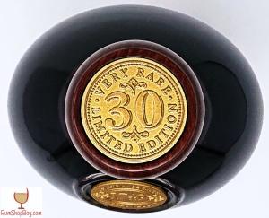 Appleton 30yo (2) Bottle Top