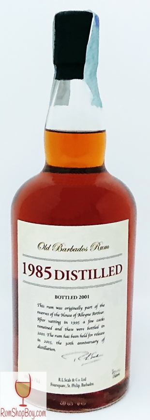 1985 Distilled Bottle