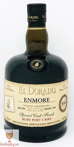 Enmore (Ruby Port wine Cask Finish) 2003 15yo Bottle