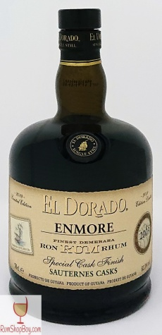 Enmore (Sauternes Cask Finish) 2003 15yo Bottle