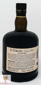 Enmore 2006 Bottle (Rear)