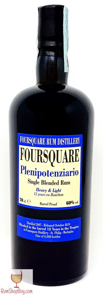 Plenipotenziario Bottle