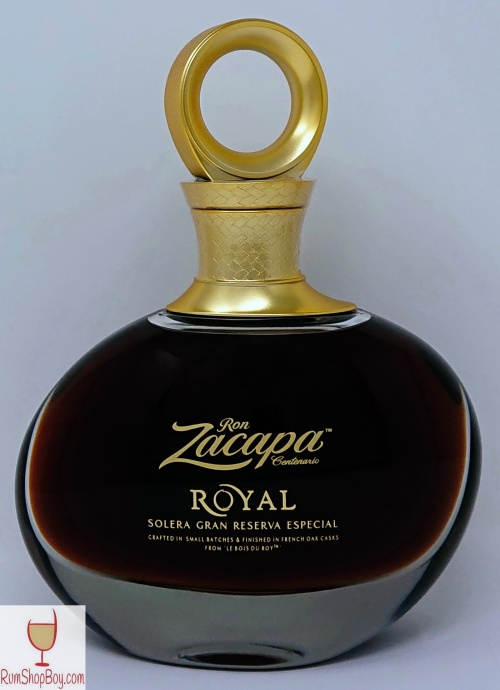 Ron Zacapa Royal Bottle