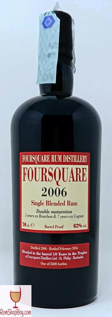 Foursquare 2006 Bottle