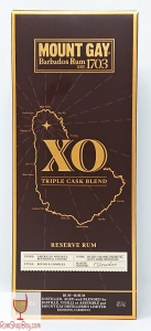 Mount Gay XO Triple Cask Blend Box