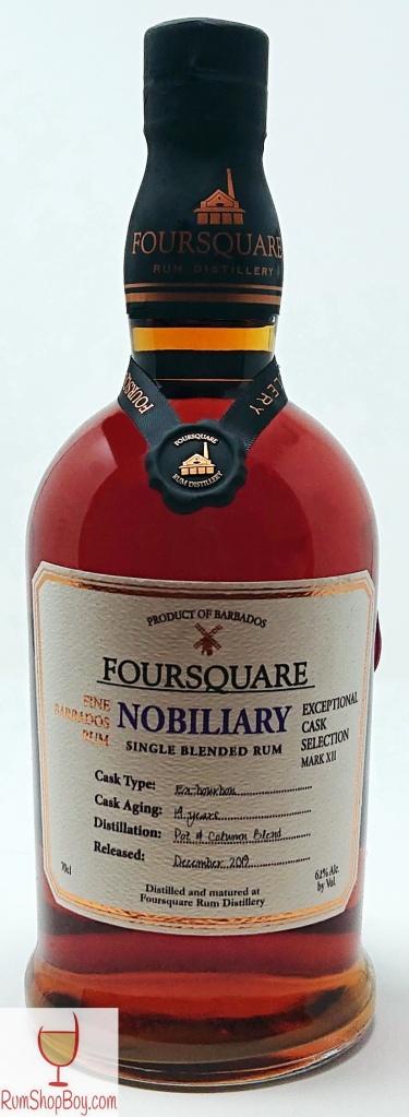 Nobiliary Bottle