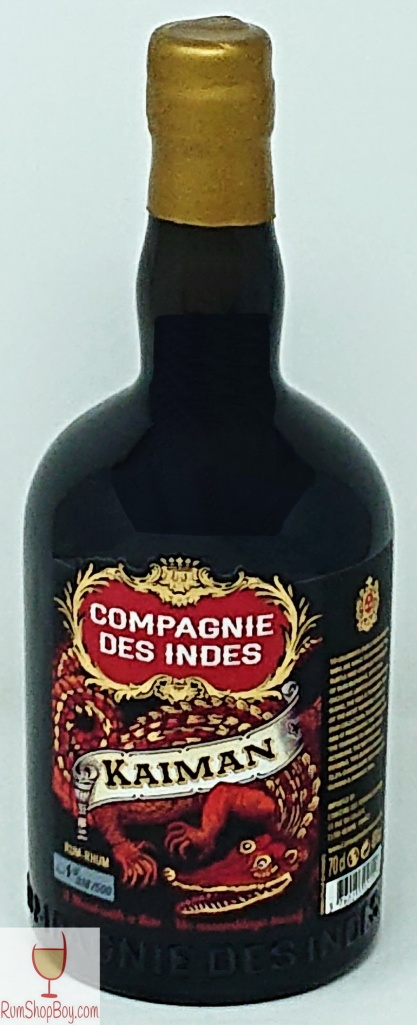 Compagnie des Indes Kaiman Bottle