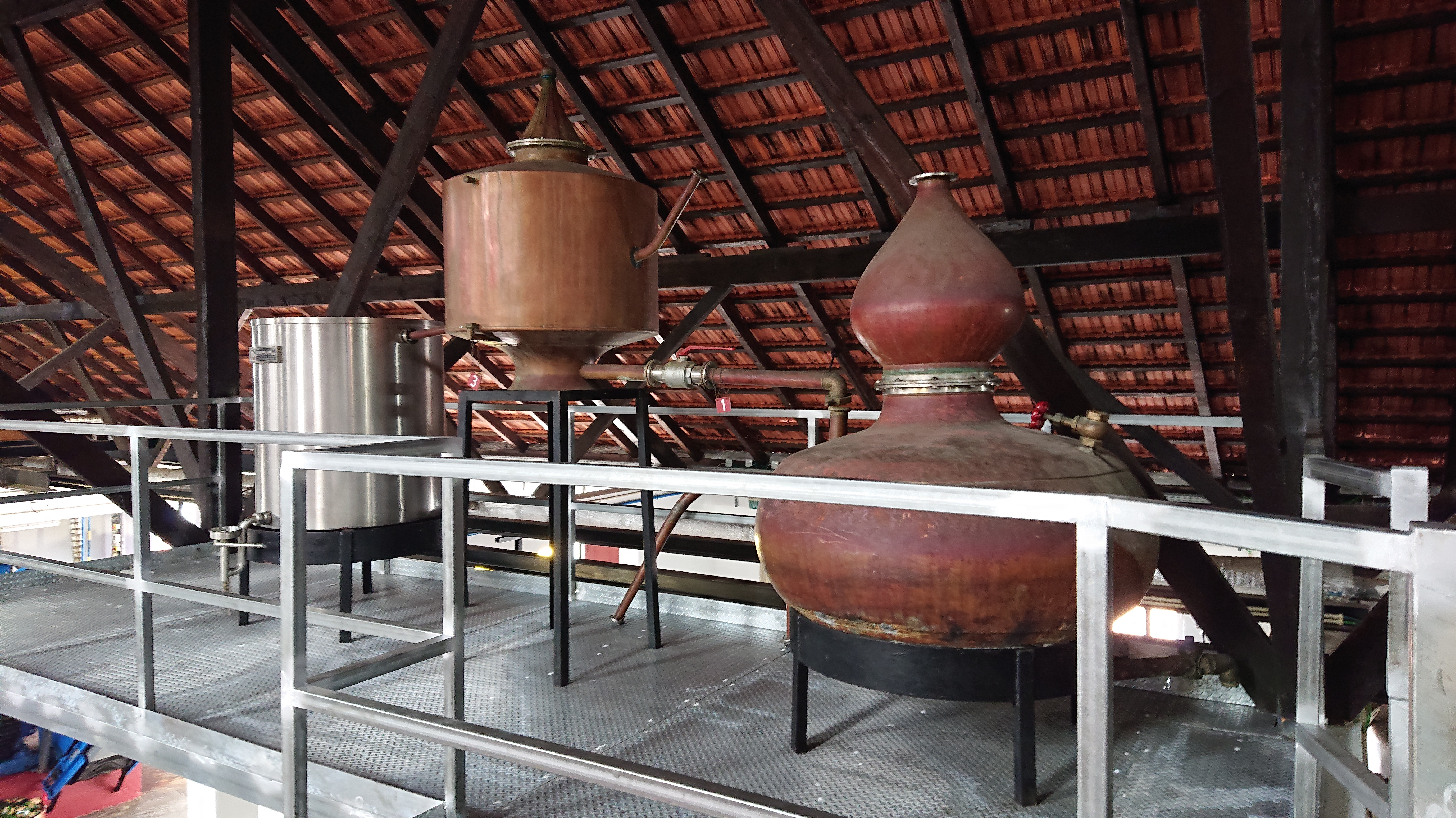 Engenhos do Norte Pot Still