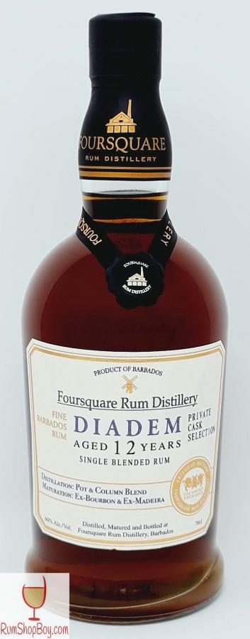 "Foursquare Private Cask Selection ""Diadem"""