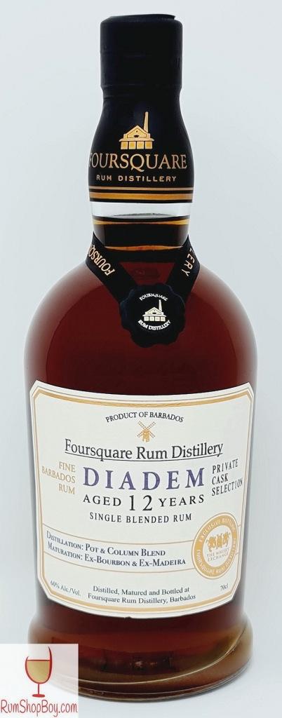 Foursquare Diadem Bottle