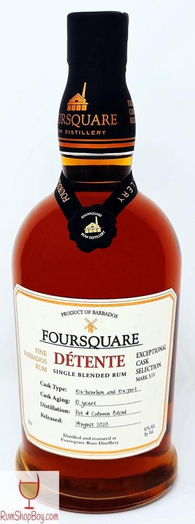 Foursquare Détente Bottle